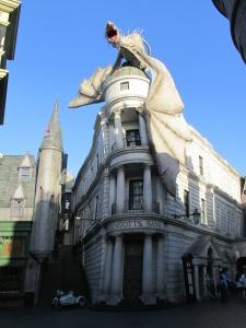 Diagon Alley - Gringotts