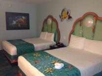 Little Mermaid Room